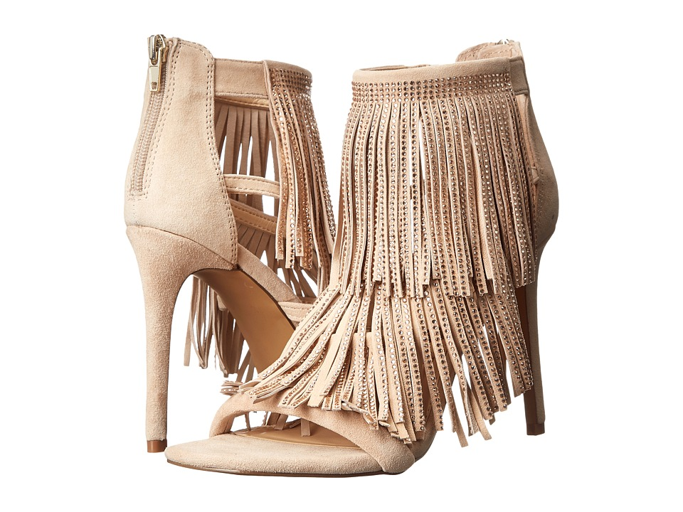 Steve Madden - Fringlyr (Blush Multi) Women's Shoes