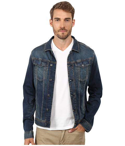 Buffalo David Bitton - Joe Jacket (Indigo) Men