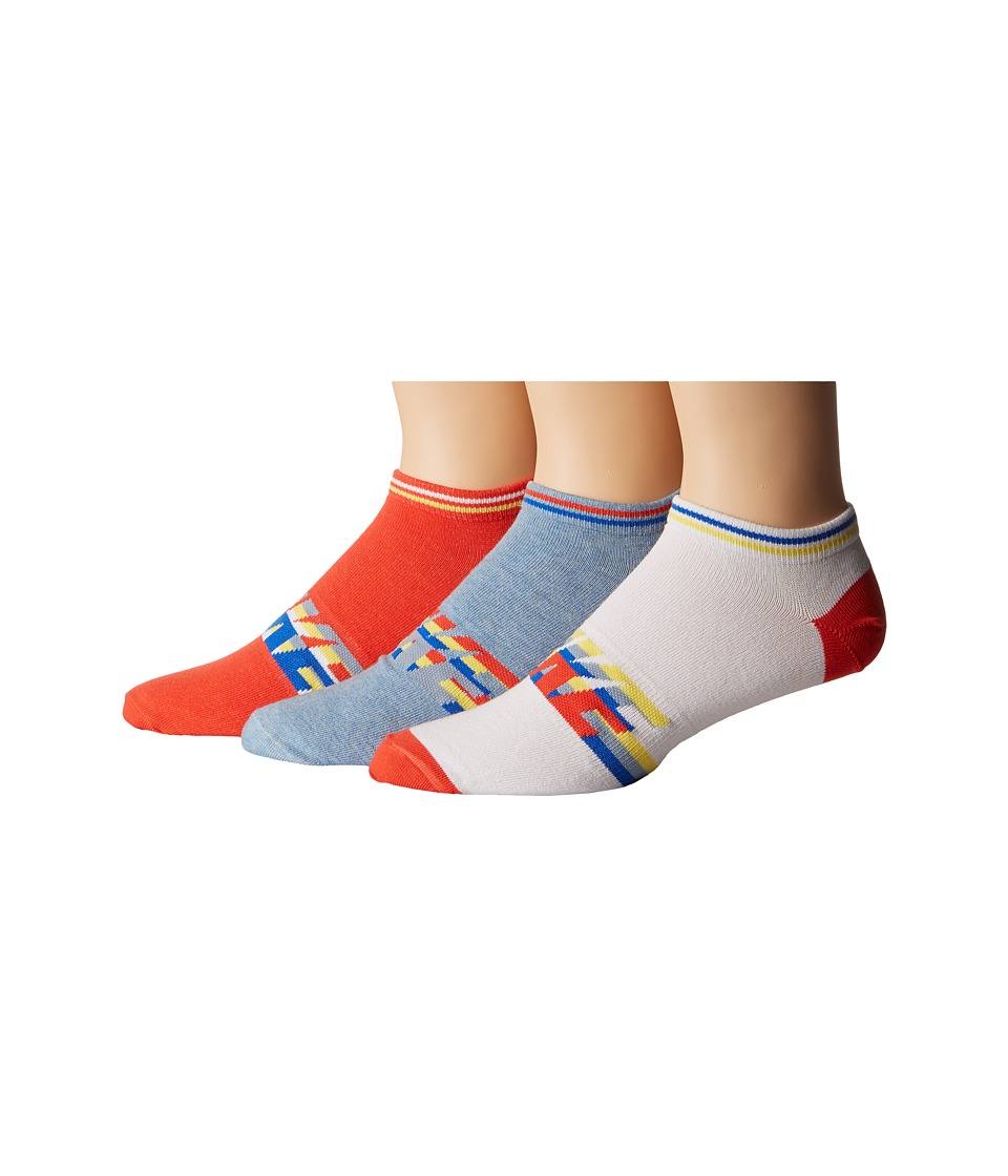 Nike - Lightweight Logo No-Show 3-Pair Pack (Multicolor 2) No Show Socks Shoes