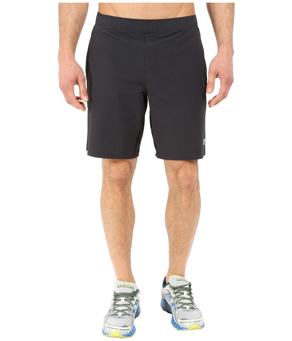 New Balance - Tournament 9 Shorts (Black) Men's Shorts