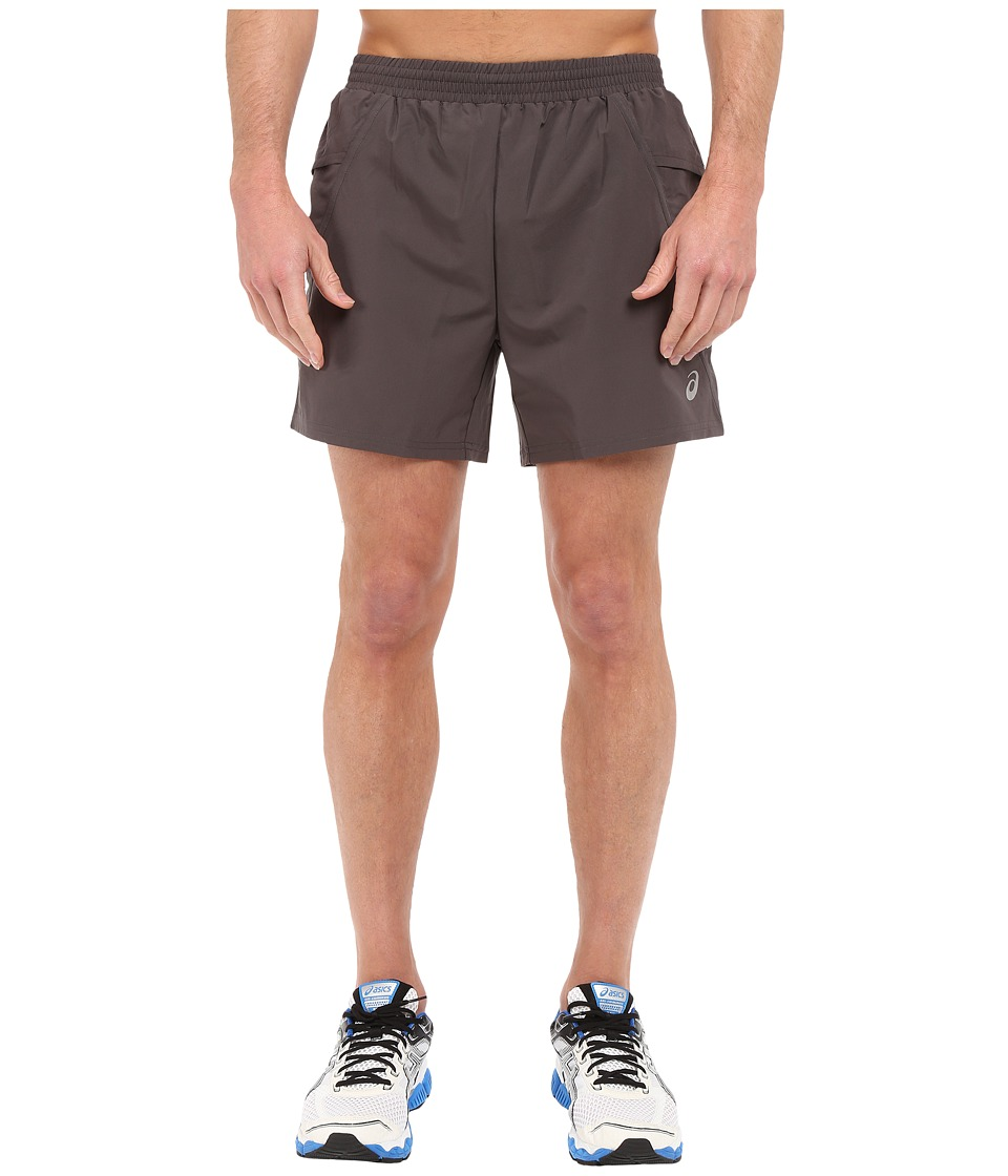 ASICS - Distance Shorts (Dark Grey) Men's Shorts