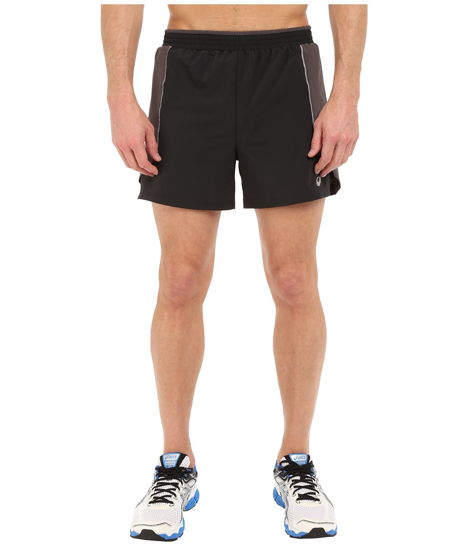 ASICS - Tech Shorts 5 (Performance Black) Men's Shorts