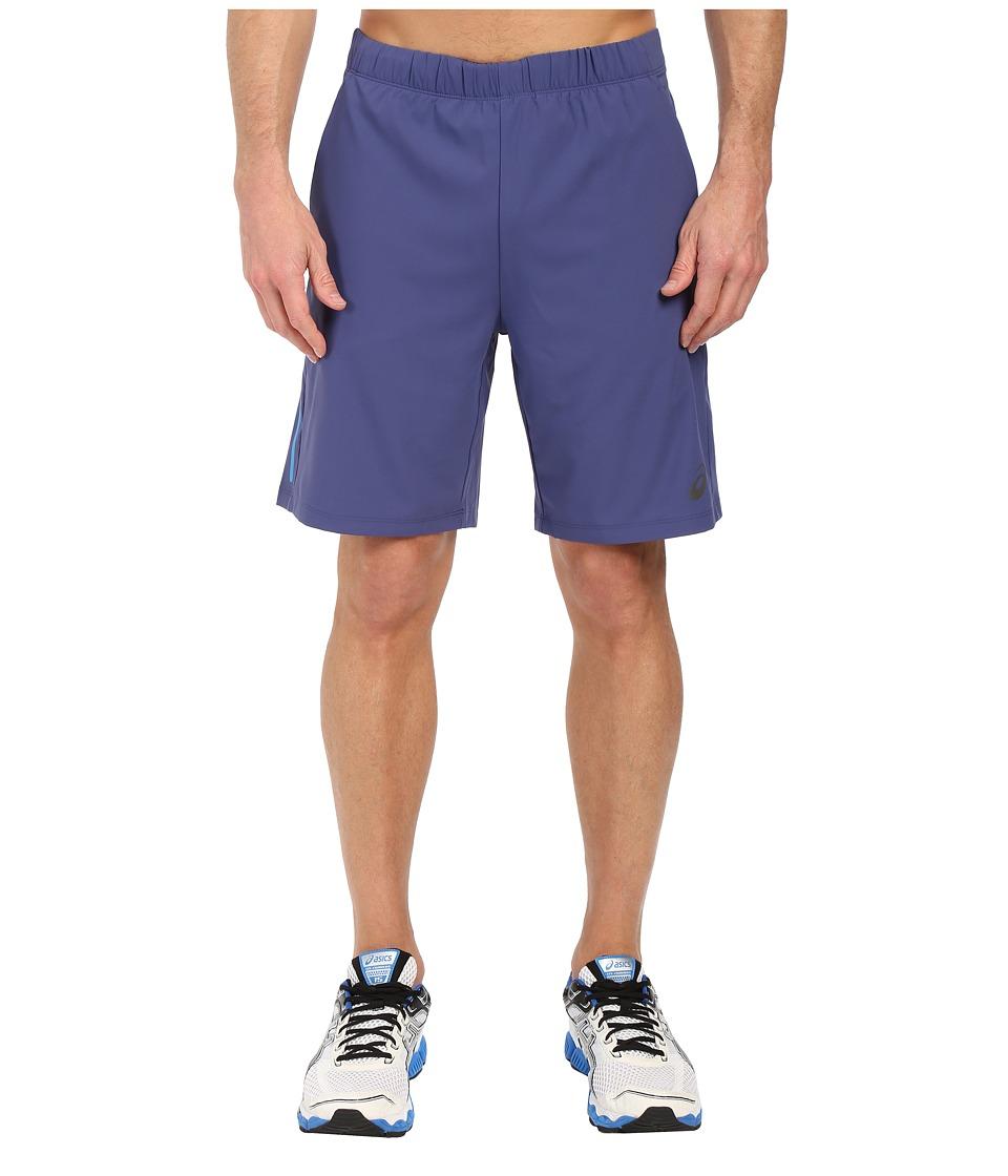 ASICS Woven Shorts 9 (Deep Cobalt) Men