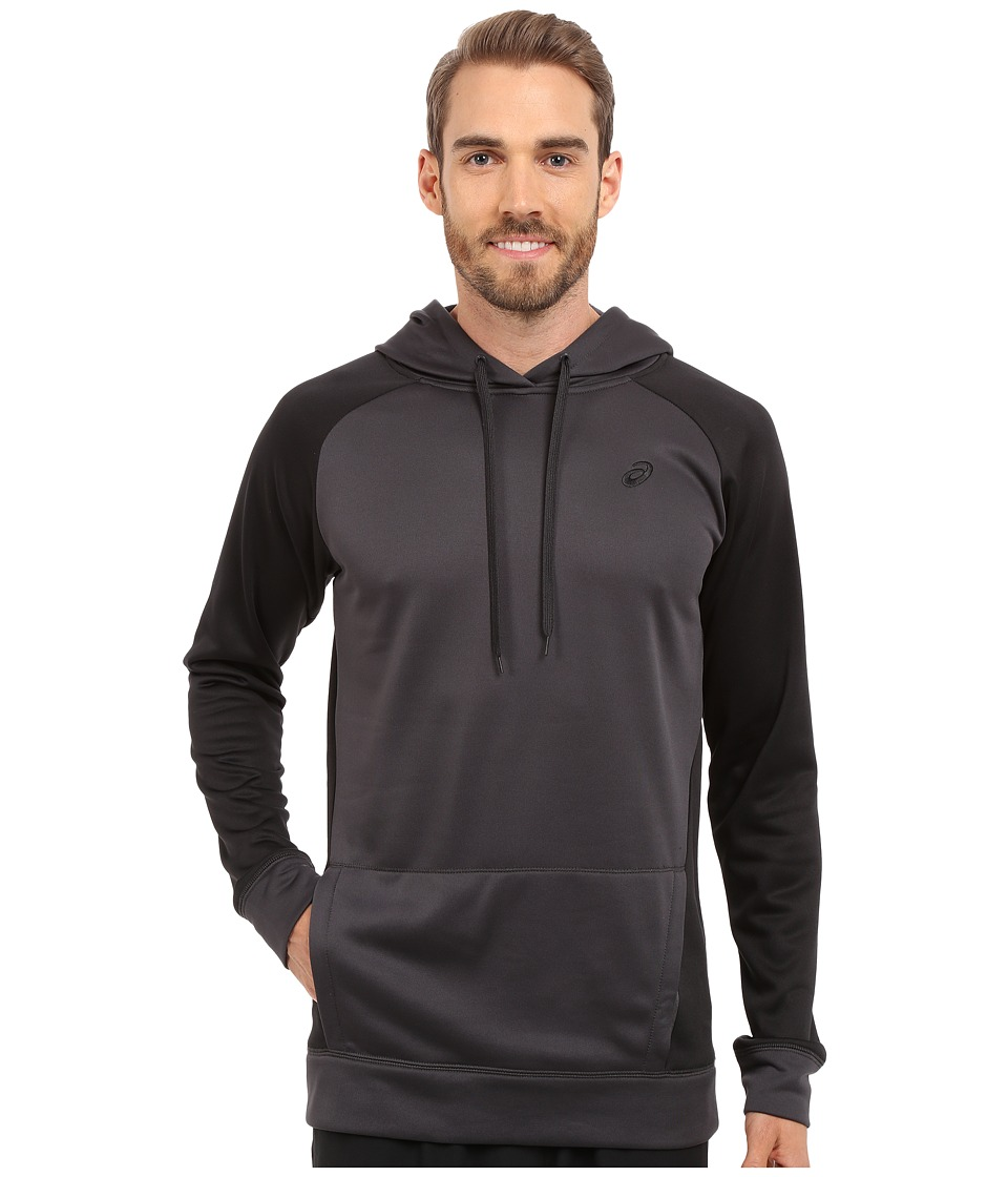 ASICS - Everyday Hoodie (Dark Grey) Men's Sweater