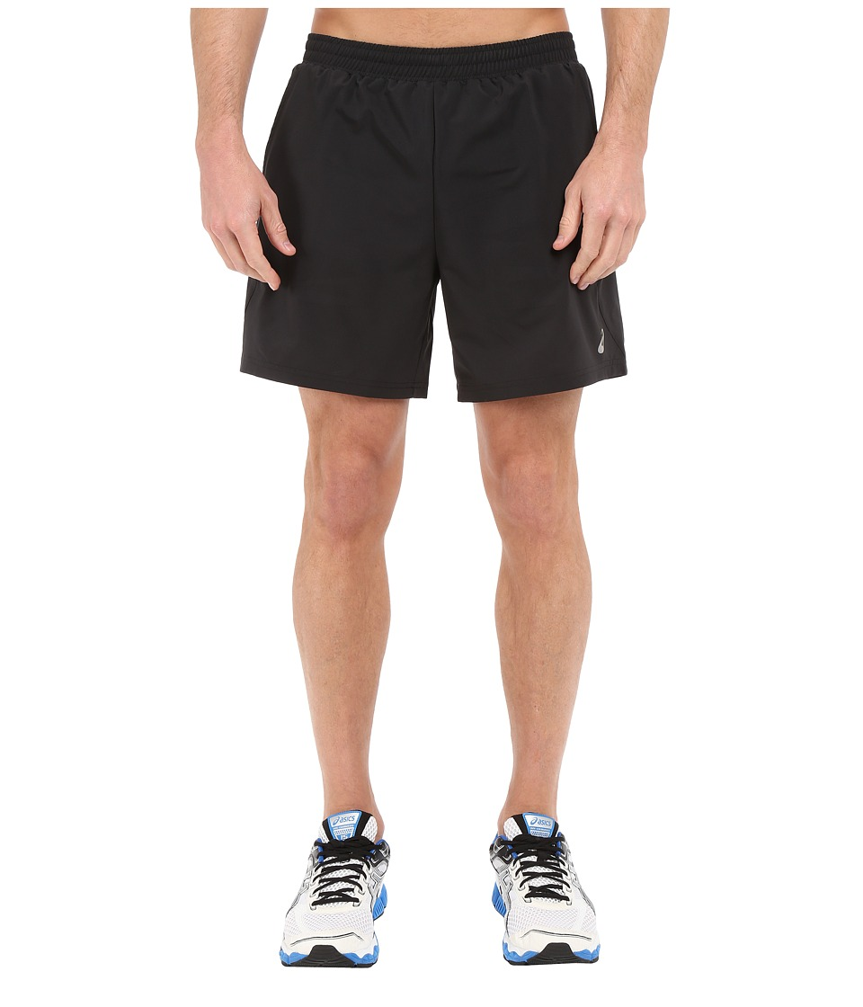 ASICS 2-N-1 Shorts 6 (Performance Black) Men