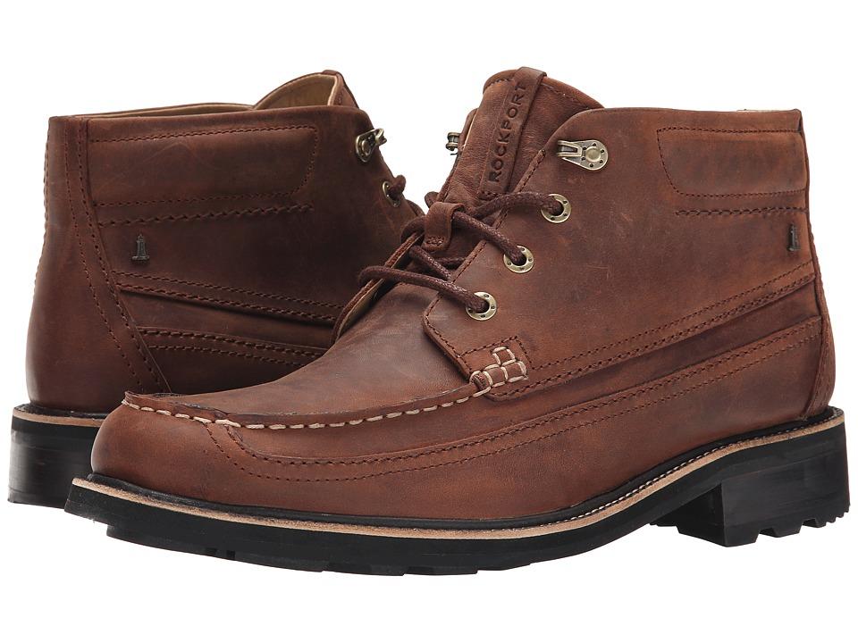 Rockport - Break Trail Too Moc Boot (Acorn) Men's Boots