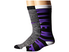 Graphic Cotton Knee High 2-Pair Pack