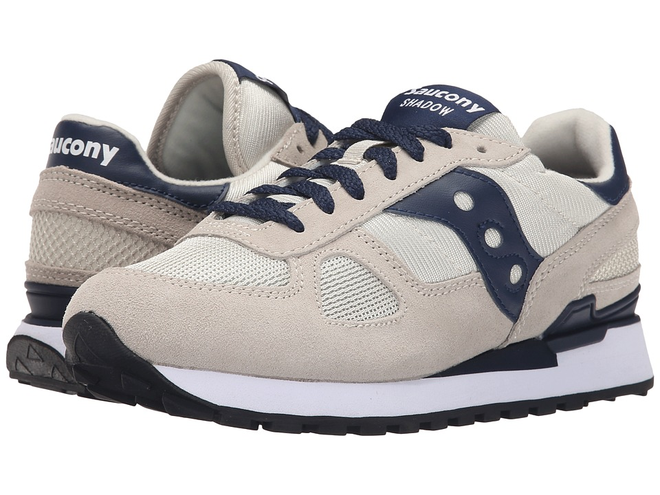 Saucony Originals - Shadow Original (Light Tan/Navy) Men