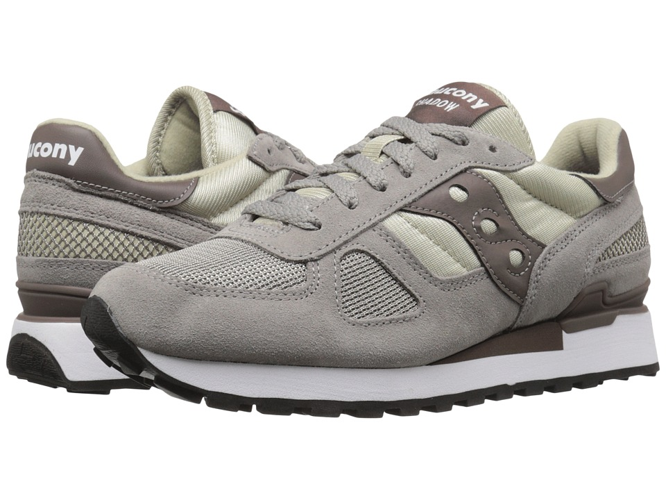 Saucony Originals - Shadow Original (Light Grey/Sand) Men's Classic Shoes