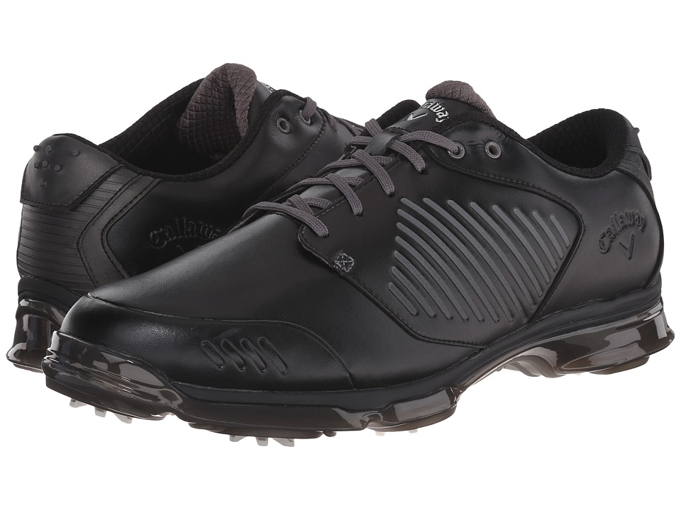 Callaway - X Nitro (Black/Black) Men's Golf Shoes