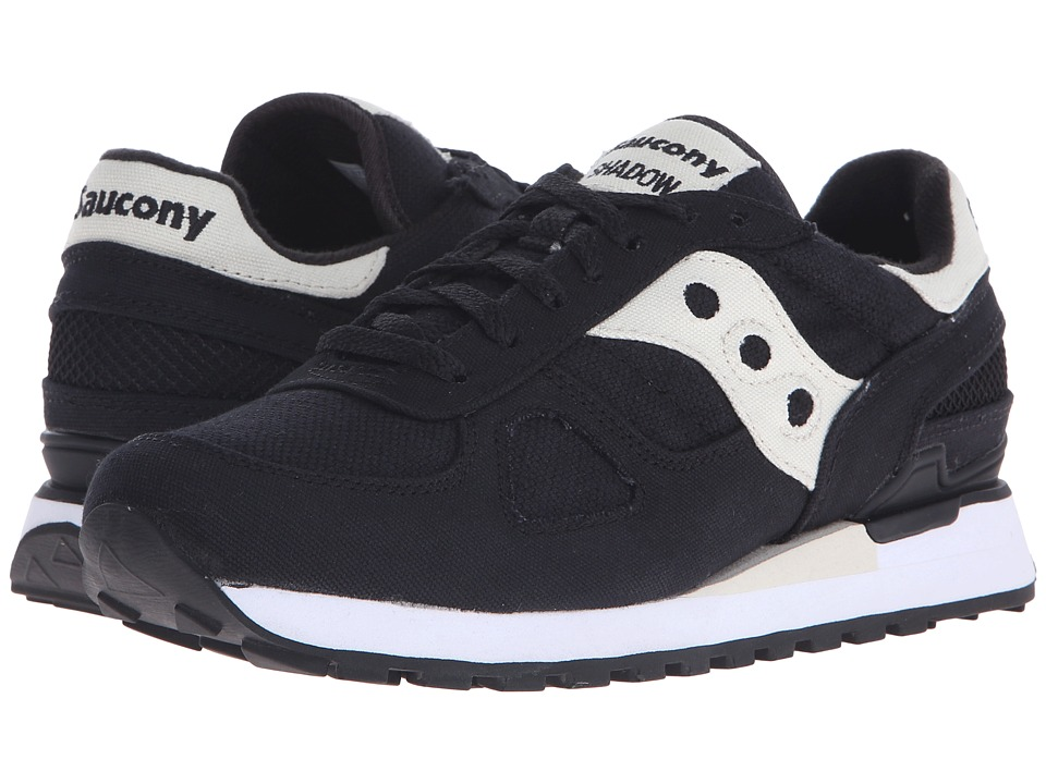 Saucony Originals - Shadow Vegan (Black 1) Men's Classic Shoes