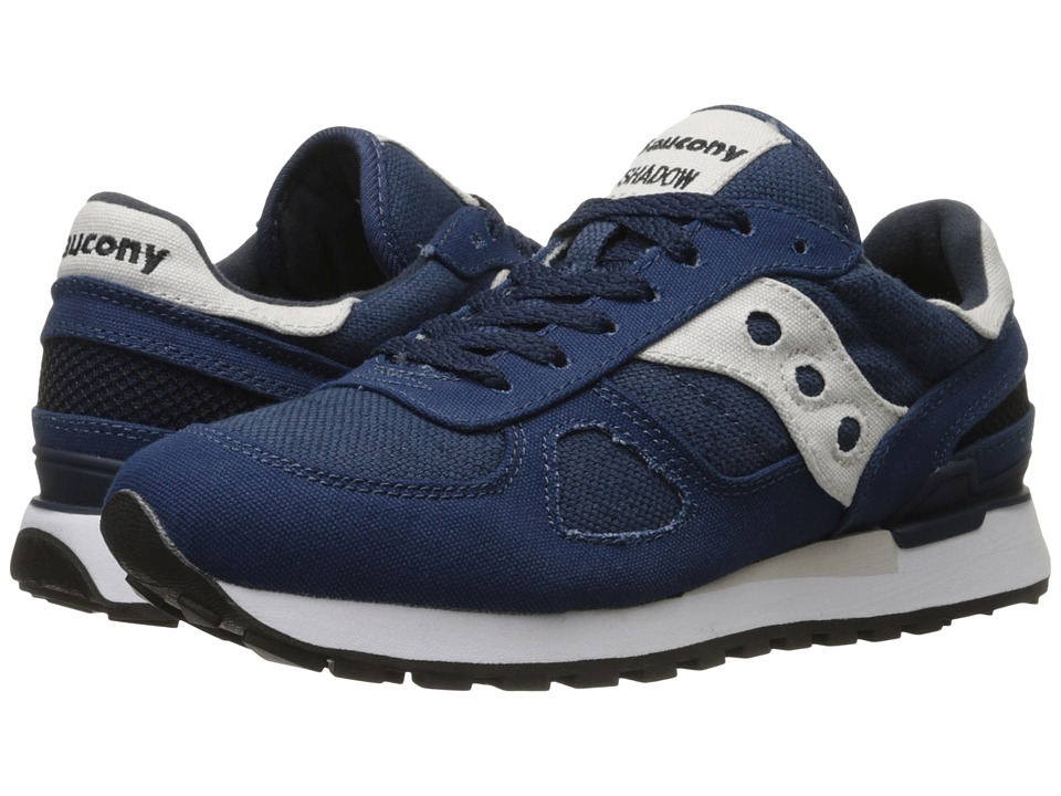 Saucony Originals - Shadow Vegan (Navy) Men's Classic Shoes