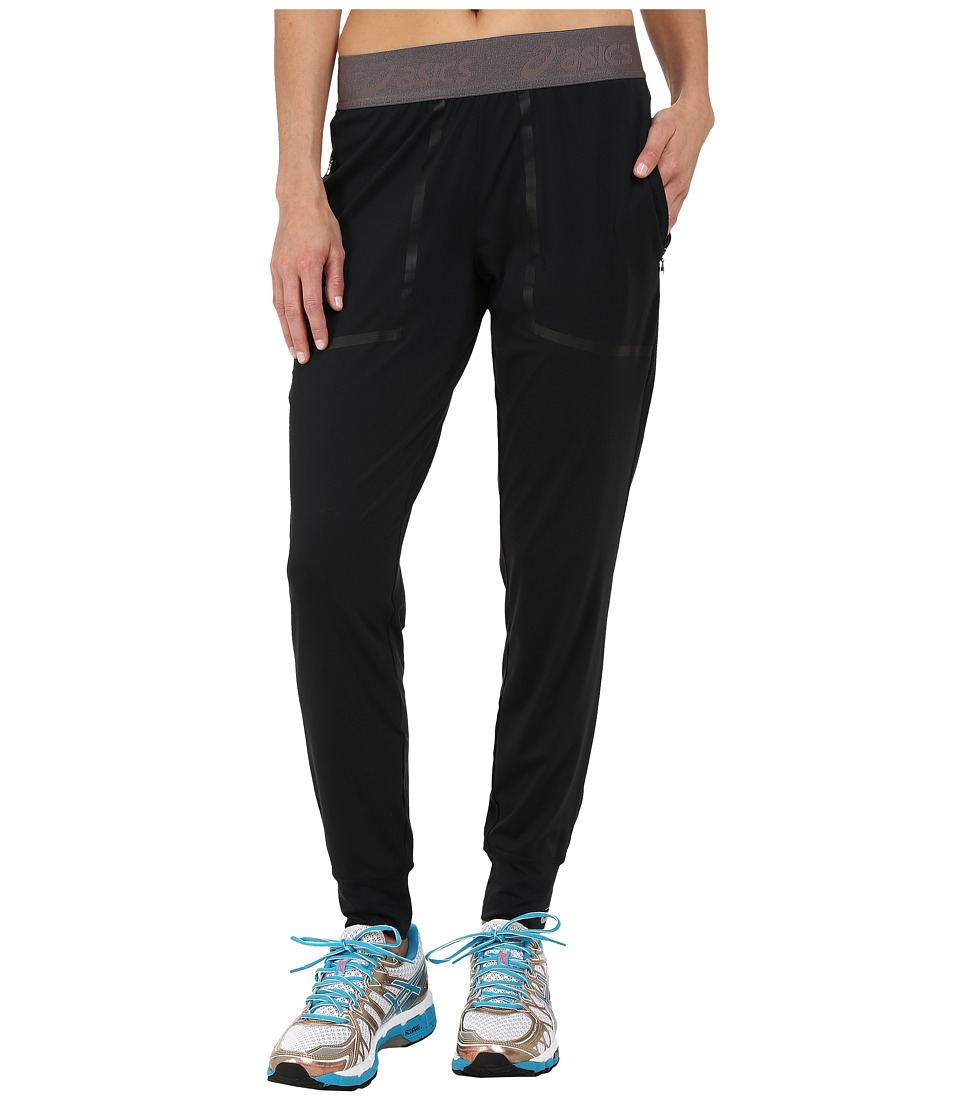 ASICS Engage Cuffed Track Pants (Performance Black) Women