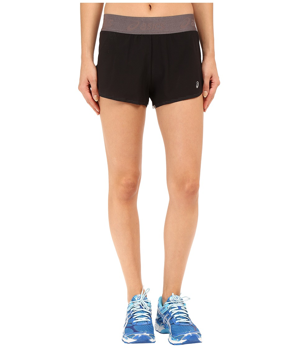 ASICS - Engage 3 Split Shorts (Performance Black) Women's Shorts