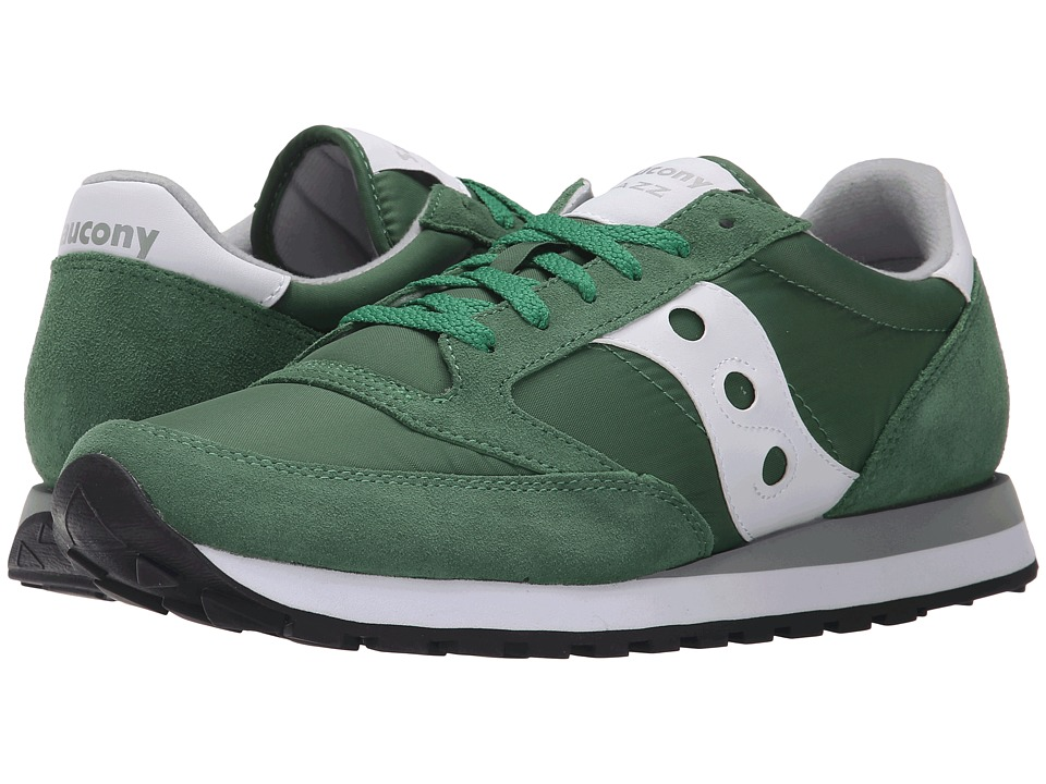 Saucony Originals - Jazz Original (Green) Men