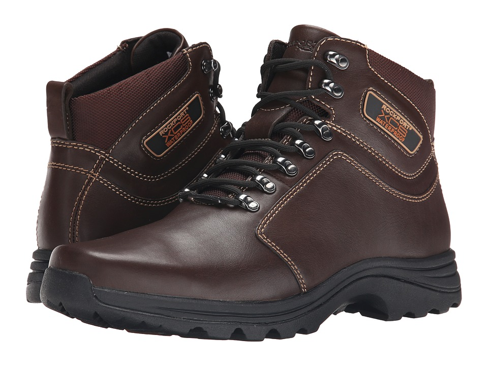 Rockport - Cold Springs Elkhart (Dark Brown) Men's Shoes