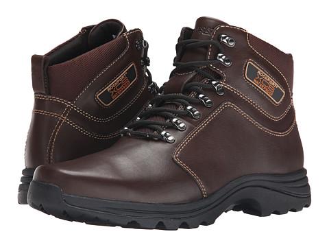 Rockport - Cold Springs Elkhart (Dark Brown) Men's Shoes