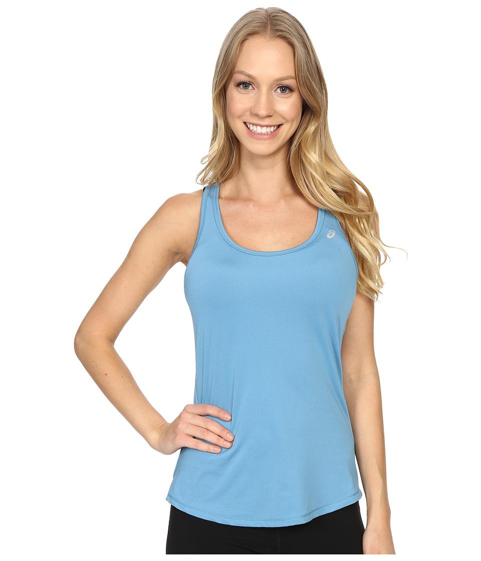 ASICS - Emma Racerback (Slate Blue) Women's Sleeveless