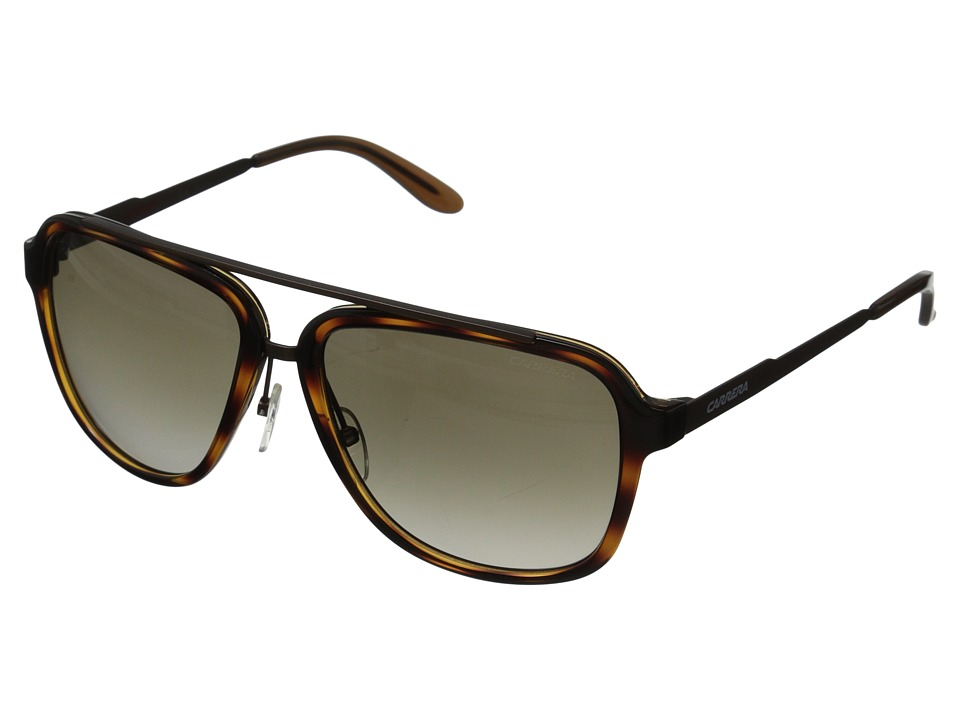 Carrera - Carrera 97/S (Havana Brown/Brown Gradient) Sport Sunglasses