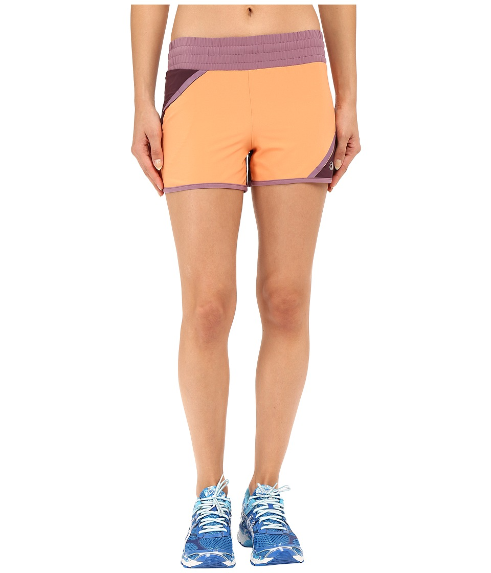 ASICS - ASX Distance Shorts (Melon) Women's Shorts