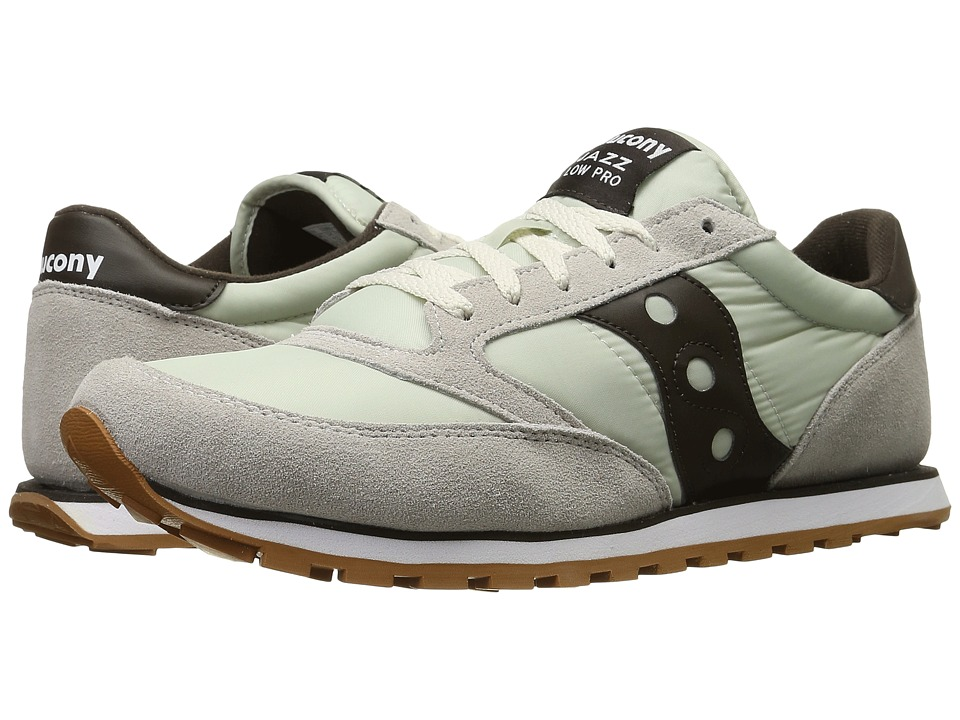 Saucony Originals - Jazz Low Pro (Light Tan) Men's Classic Shoes