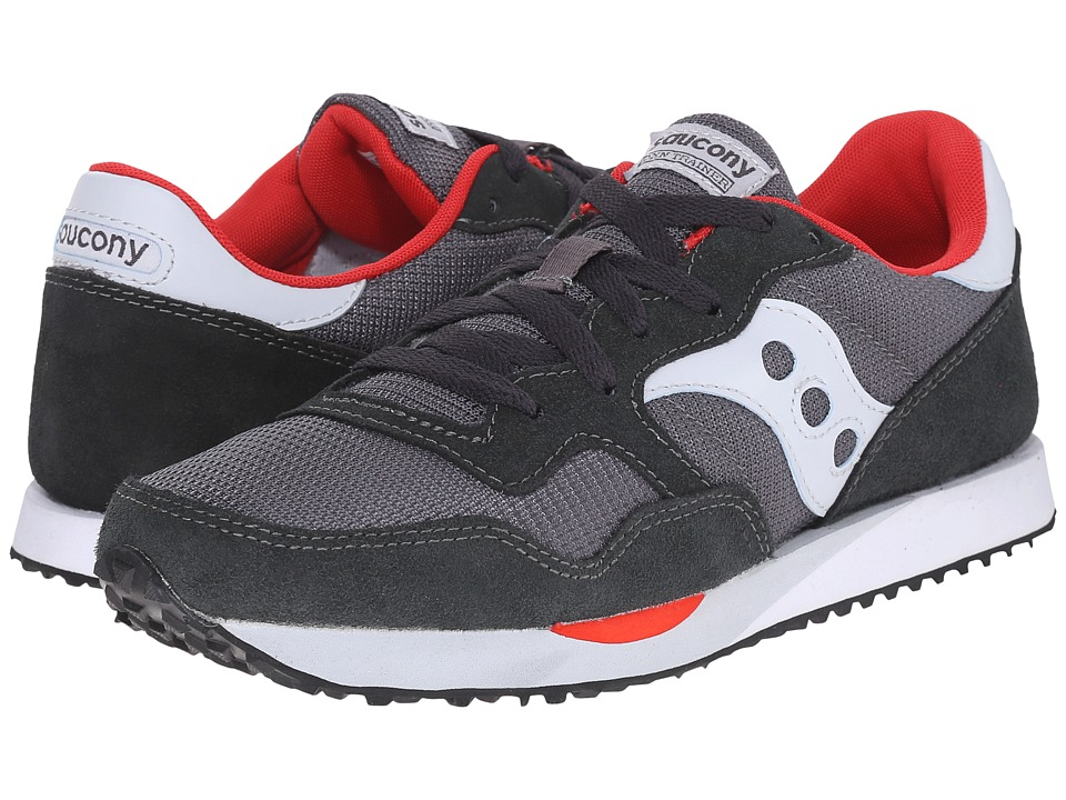 Saucony Originals - DXN Trainer (Dark Charcoal) Men