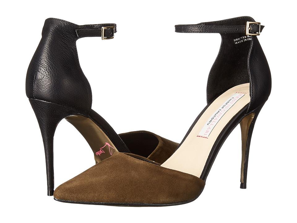 Kristin Cavallari Drifter (Black/Green) High Heels