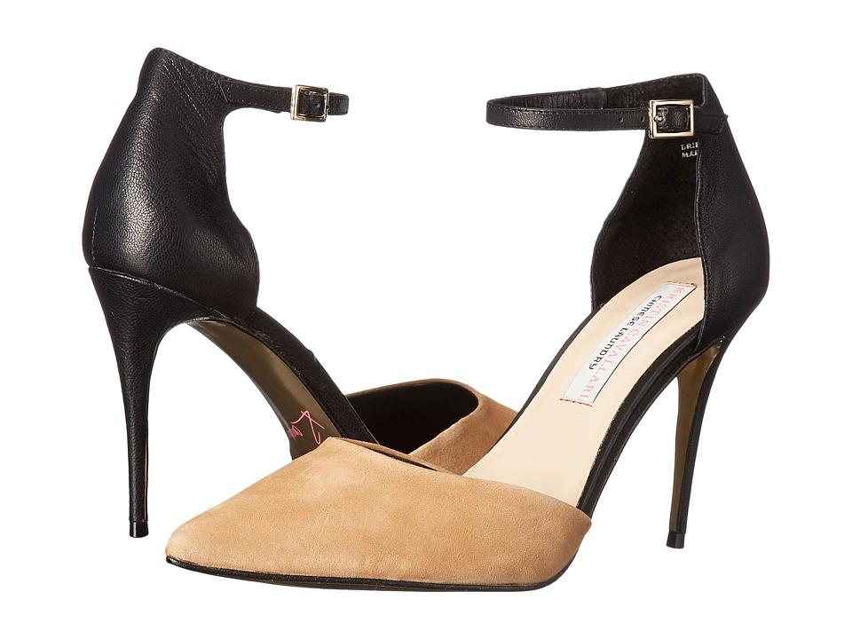 Kristin Cavallari - Drifter (Black/Camel) High Heels