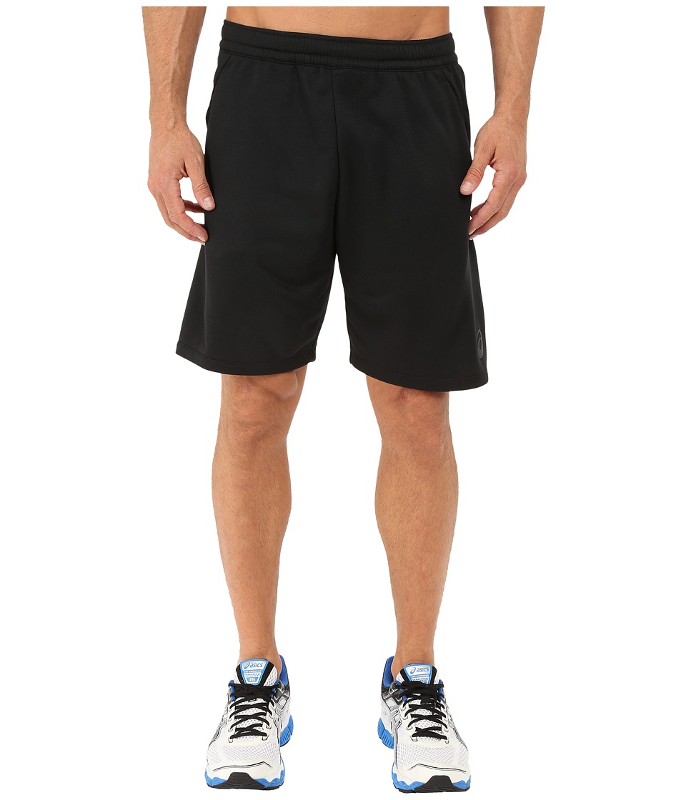 ASICS - Knit Shorts 9in (Performance Black) Men's Shorts