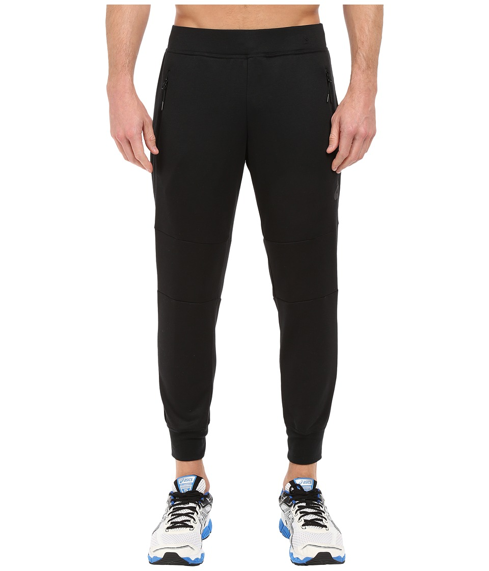 ASICS - Terry Cuffed Pants (Performance Black) Men's Workout