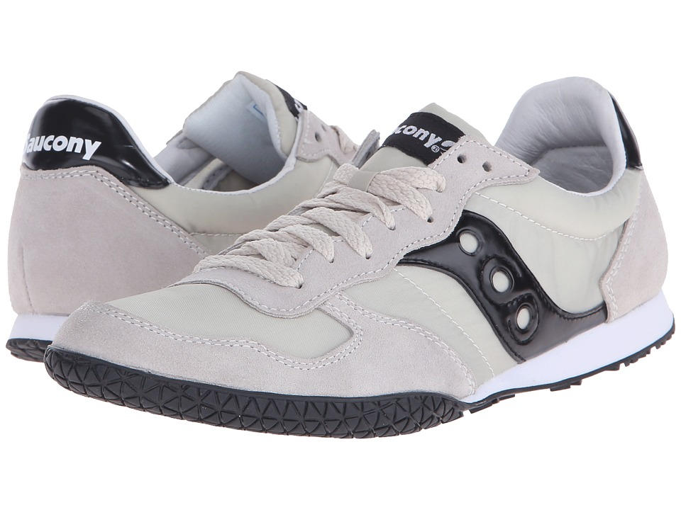 Saucony Originals - Bullet (Light Tan/Black) Men's Classic Shoes