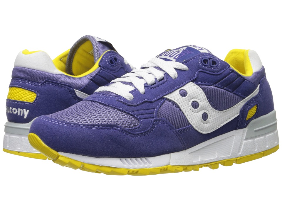 Saucony Originals - Shadow 5000 (Purple) Women's Classic Shoes