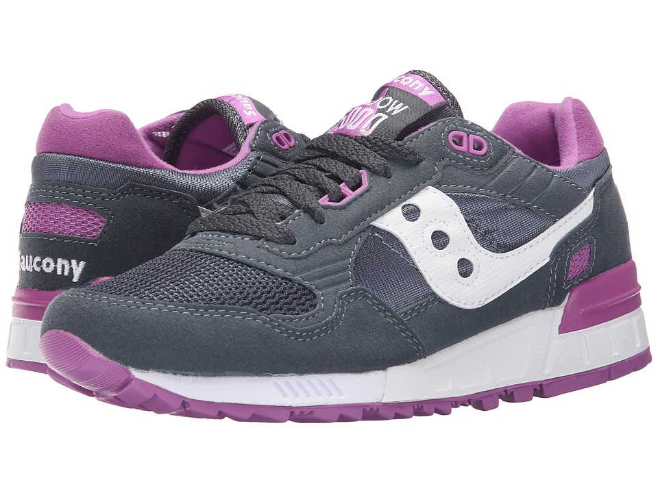Saucony Originals - Shadow 5000 (Charcoal) Women's Classic Shoes