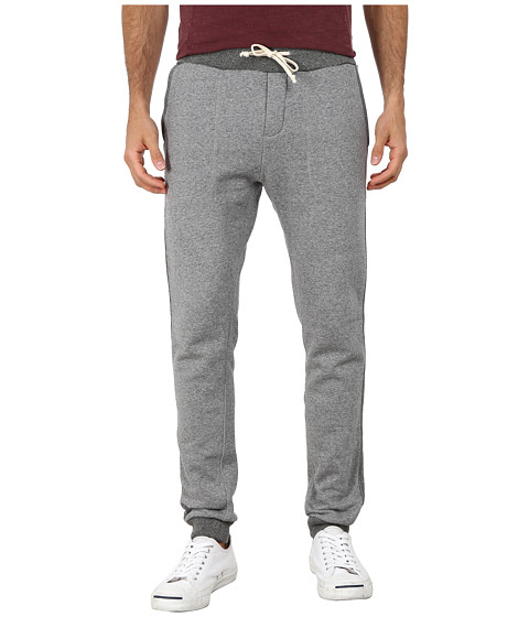 Scotch & Soda - Home Alone Slim Tapered Sweatpants (Grey) Men