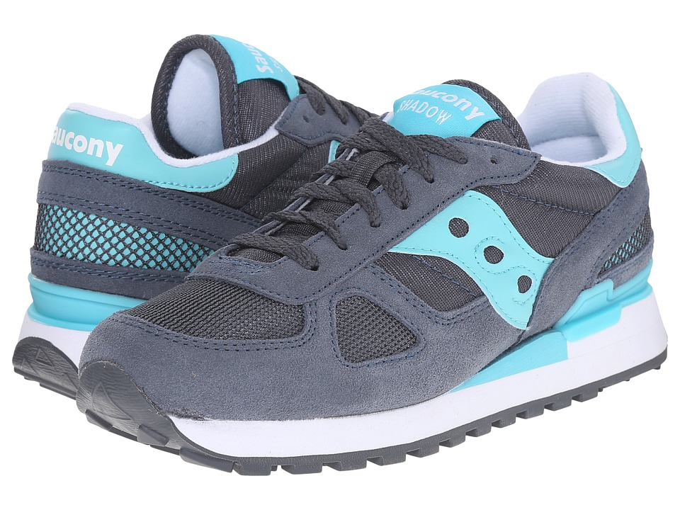 Saucony Originals - Shadow Original (Slate) Women's Classic Shoes