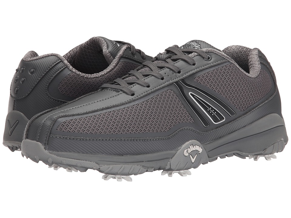 Callaway - Chev Aero II (Grey/Grey) Men's Golf Shoes