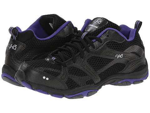 Ryka - Enhance 2 (Black/Violet/Grey/Silver) Women