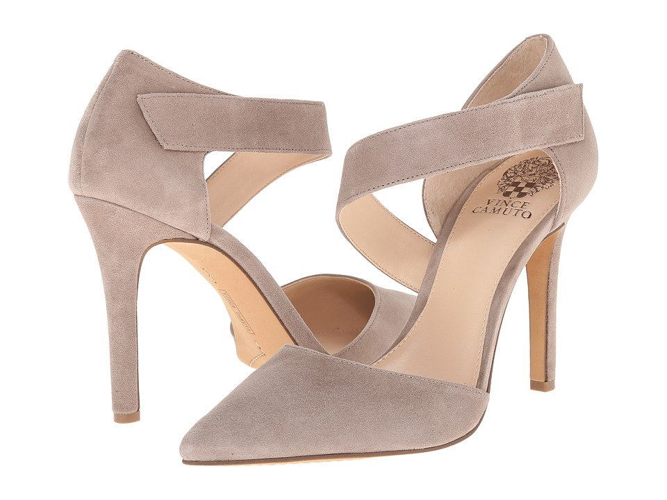 Vince Camuto - Carlotte (Dark Putty) High Heels