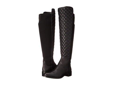 Vince Camuto - Justina (Black) Women's Zip Boots