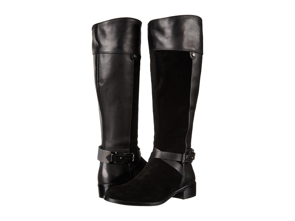 Vince Camuto - Jaran Wide Calf (Black) Women's Boots