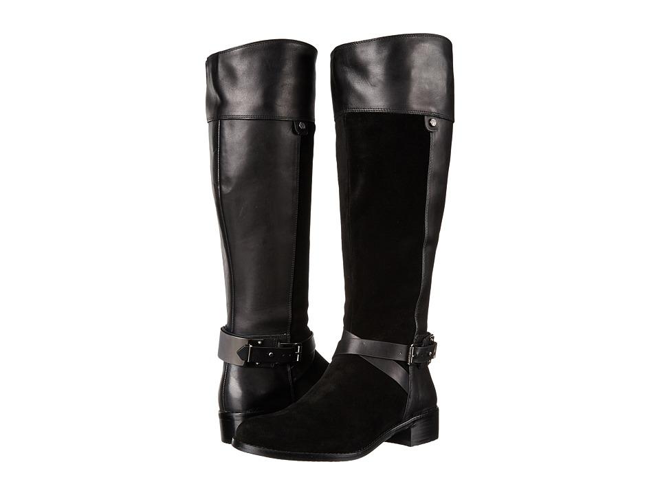 Vince Camuto - Jaran Wide Calf (Black) Women's Boots