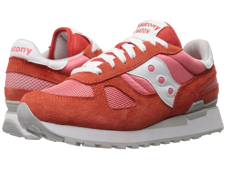 Saucony Originals - Shadow Original (Red/Coral) Women's Classic Shoes