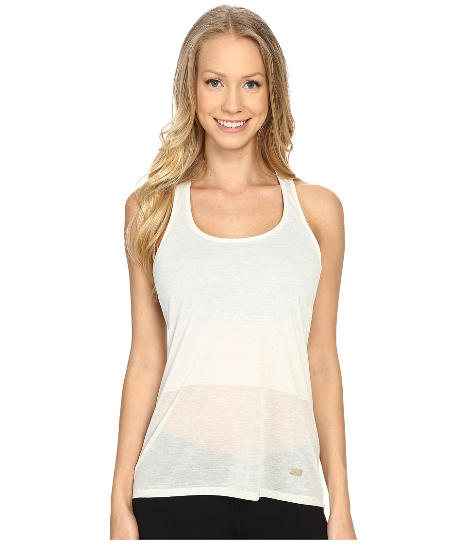 ASICS - Burnout Tank Top (Icicle) Women's Sleeveless