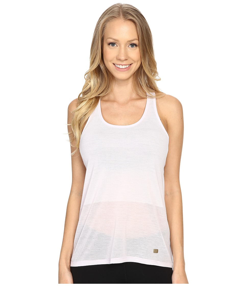 ASICS - Burnout Tank Top (Lilac) Women's Sleeveless