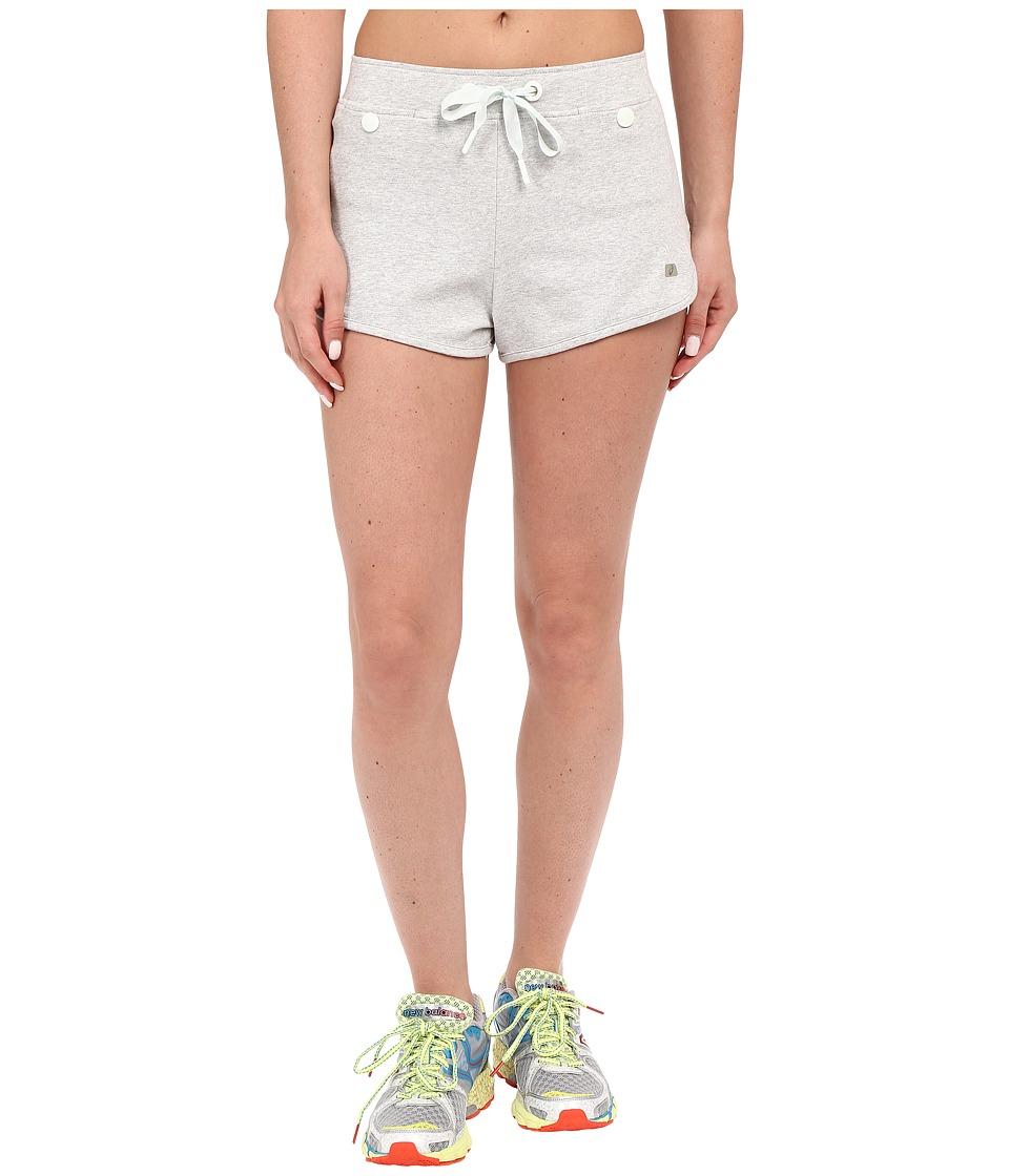 ASICS Studio Knit Shorts (Grey Violet) Women
