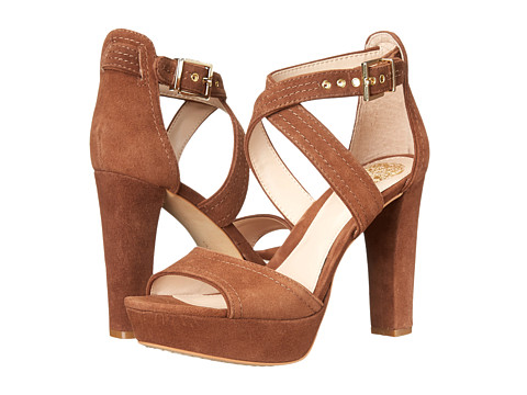 Vince Camuto - Shayla (Milk Chocolate) Women's Boots