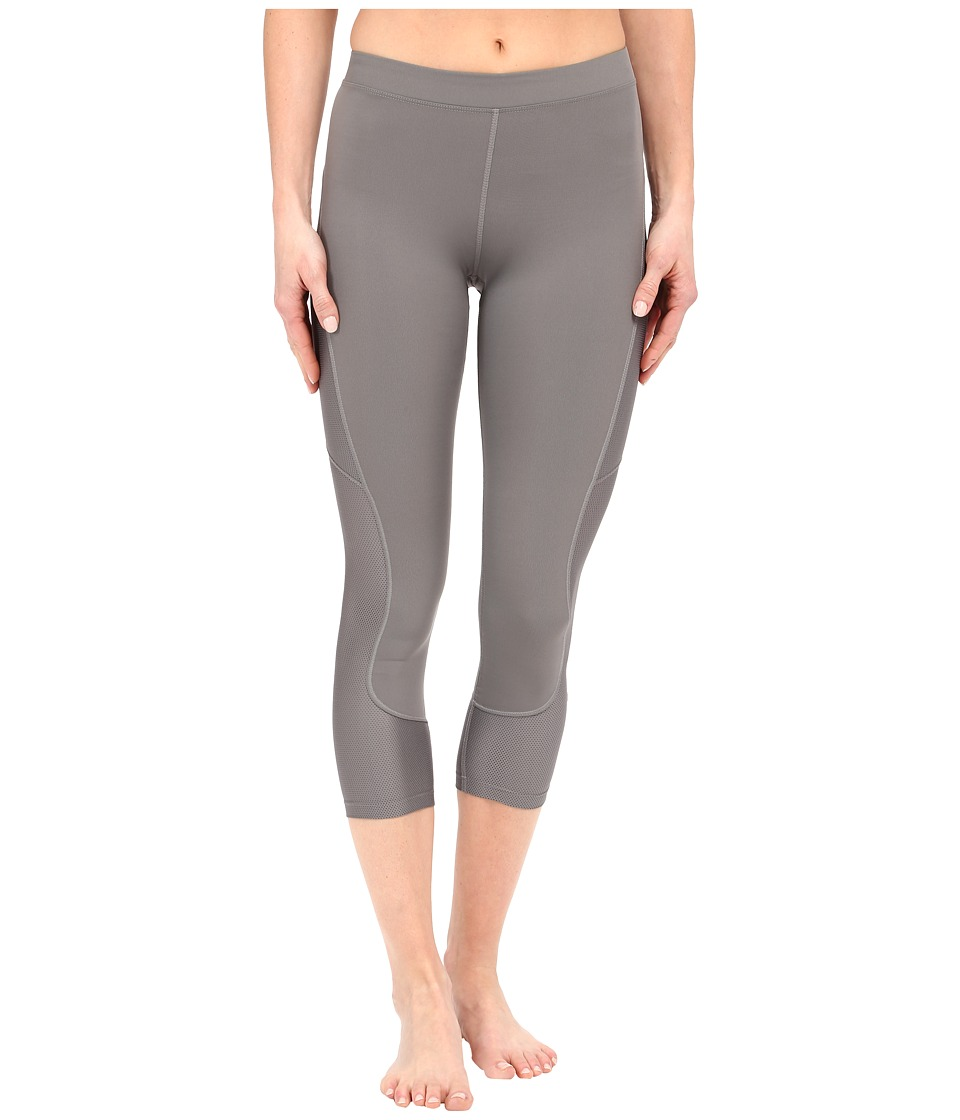ASICS - Studio Crop Tights (Shark) Women's Casual Pants
