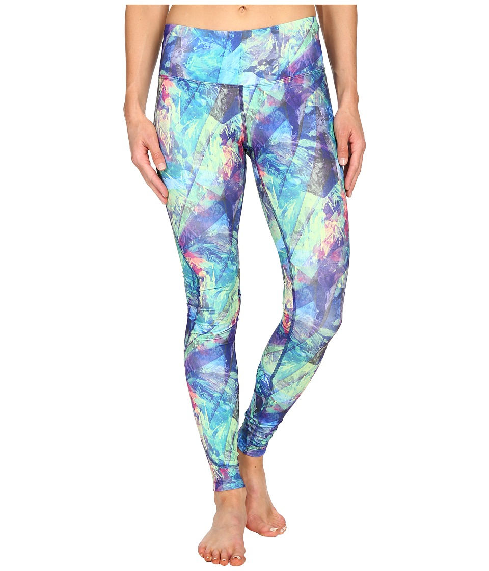 ASICS - Studio Graphic Tights (Holographic) Women's Casual Pants