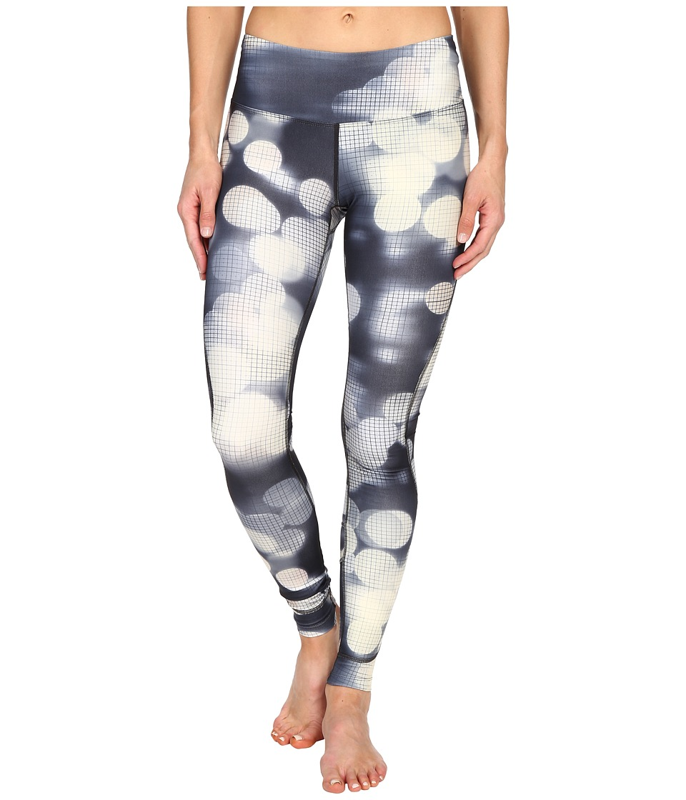 ASICS - Studio Graphic Tights (Night Lights) Women's Casual Pants