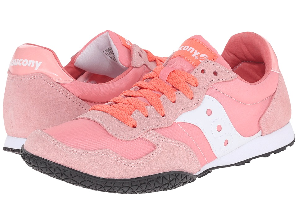 Saucony Originals - Bullet (Coral) Women's Classic Shoes